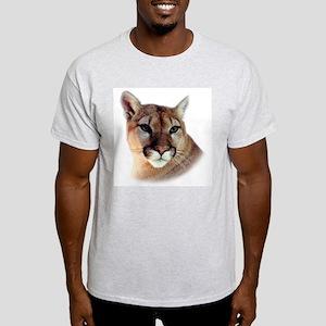 Cindy Unisex CougarWear Ash Grey T-Shirt