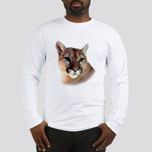 Cindy Unisex CougarWear Long Sleeve T-Shirt