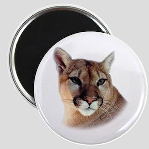 Cindy Printed CougarWear Magnet