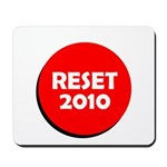 Reset Button Mousepad