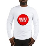 Reset Button Long Sleeve T-Shirt
