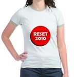 Reset Button Jr. Ringer T-Shirt
