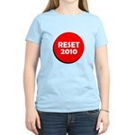 Reset Button Women's Light T-Shirt