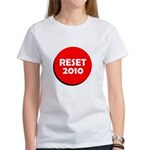 Reset Button Women's T-Shirt