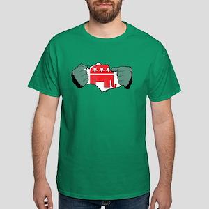 The Elephant Reveal Dark T-Shirt