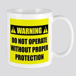 Do Not Operate Mug