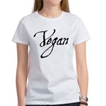 Vegan Women's T-Shirt