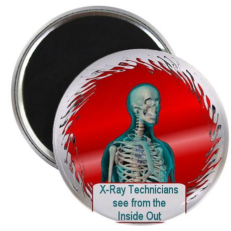 X-Ray Technician Magnet