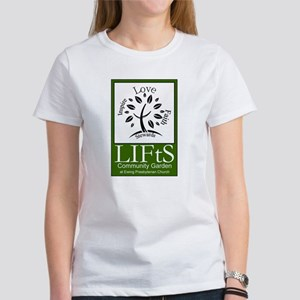 L.I.F.t.S. Community Garden Women's T-Shirt