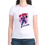 Captain Emo Jr. Ringer T-Shirt