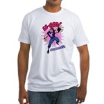 Captain Emo Fitted T-Shirt