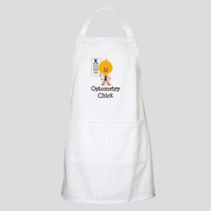 Optometry Chick Optometrist Apron