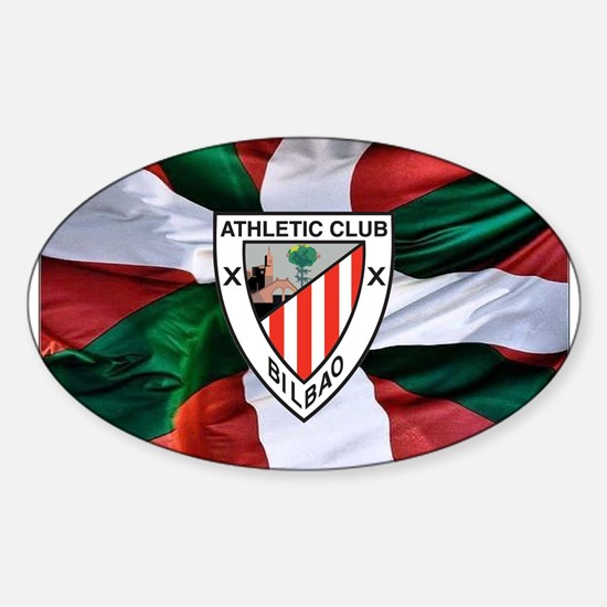 Cute Futbol Sticker (Oval)