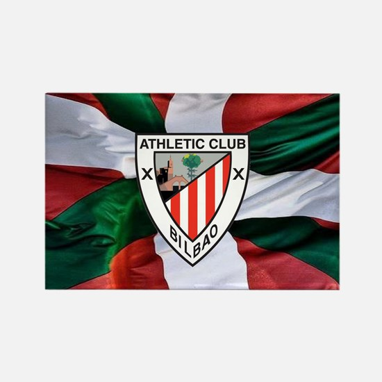 Cute Futbol Rectangle Magnet (100 pack)