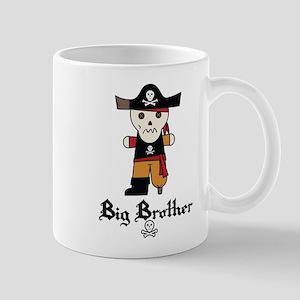 Pirate 1 Big Brother Mug