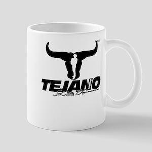 Tejano Music Black Mug
