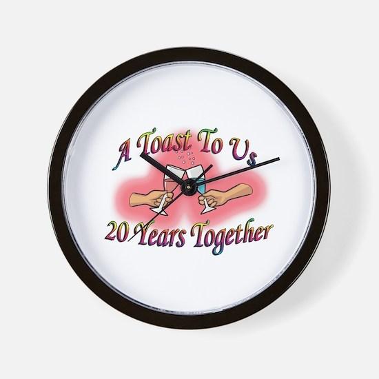 Unique Wedding favors Wall Clock