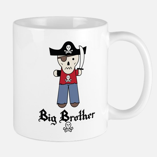 Pirate 3 Big Brother Mug