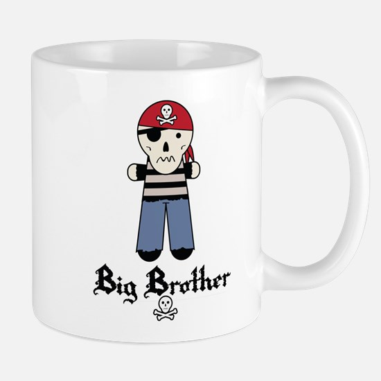Pirate 4 Big Brother Mug