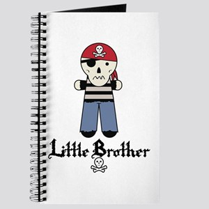 Pirate 4 Little Brother Journal