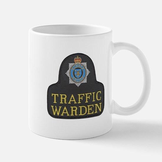 Sussex Police Traffic Warden Mug
