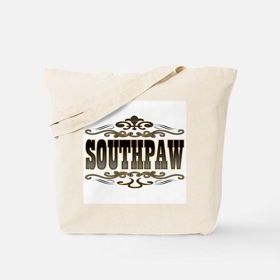Southpaw Swirl Tote Bag