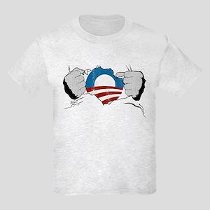 The Obama Reveal Kids Tshirt