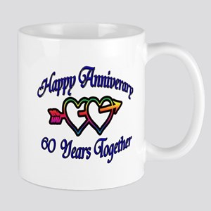 ann 2 hearts 60 Mugs