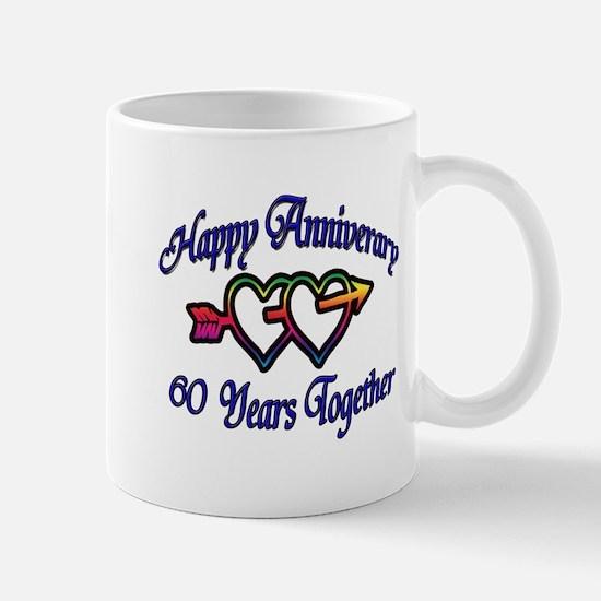 ann 2 hearts 60 Mugs