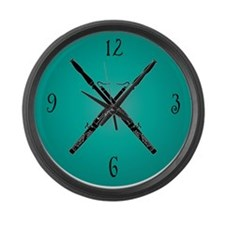 Bassoon Music Clock Gift For Musicians