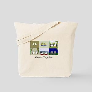 Always Together Tote Bag