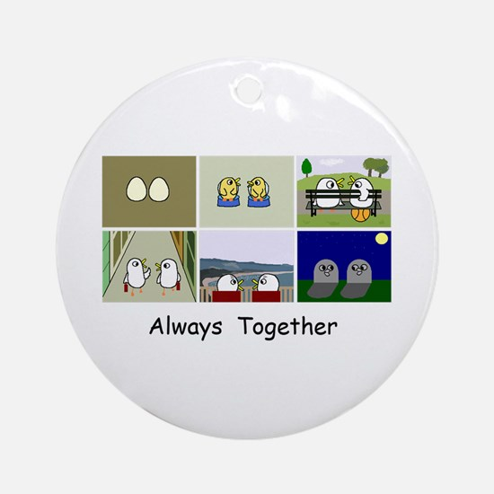 Always Together Ornament (Round)