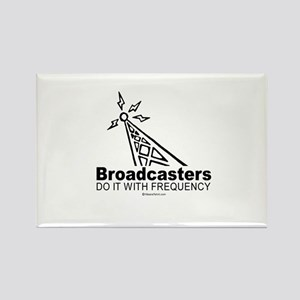Broadcasters do it with frequency - Rectangle Mag