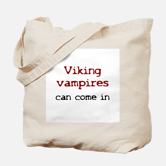 Eric Northman, Viking Vampire Tote Bag