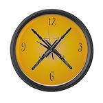 Fun Bassoon Wall Clock Music Gift