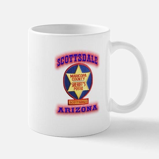Scottsdale Sheriff's Posse Mug