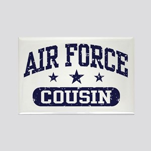 Air Force Cousin Rectangle Magnet