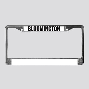 Bloomington, Minnesota License Plate Frame
