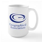 Geographical Association - Large Mug