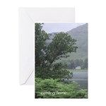 coming-home Greeting Cards