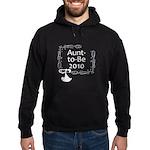 Aunt-to-Be 2010 Hoodie (dark)