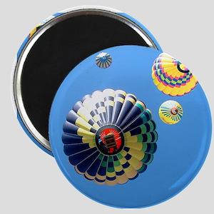 Balloon Swirls Magnet