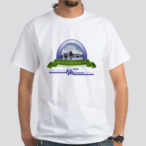 George Dunn Master of the Mountain White T-Shirt