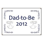 Dad-to-Be 2012 Banner