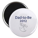 Dad-to-Be 2012 Magnet