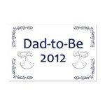 Dad-to-Be 2012 Mini Poster Print