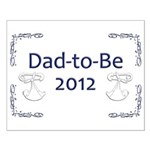 Dad-to-Be 2012 Small Poster