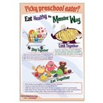 Large Picky Eater Poster