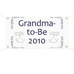 Grandma-to-Be 2010 Banner