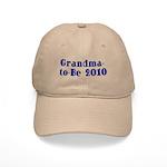 Grandma-to-Be 2010 Cap
